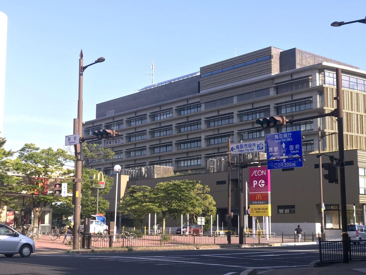 鳥取市役所